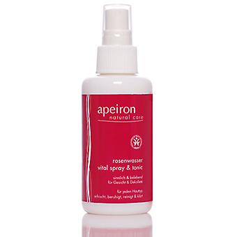 Apeiron Revitalizing Rose Water 100 ml
