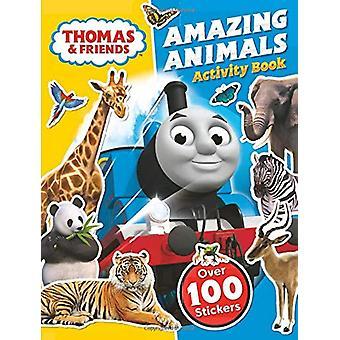 Thomas and Friends - Amazing Animals Activity Book by Egmont Publishin