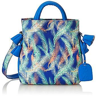Laura Vita Drap - Donna Blau (Bleu) shoulder bags 11x25x25 cm (B x H T)