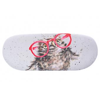 Wrendale Designs Owl Glasses Case