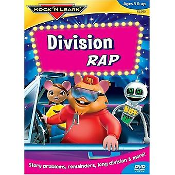 Rock'N Learn - Division Rap [DVD] USA import