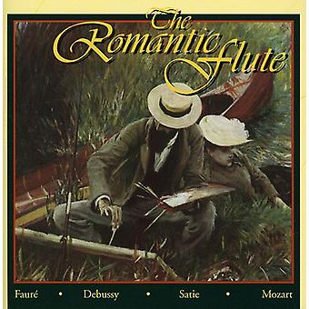 Romantic Flute Collection of Melodic & Romantic Fl - The Romantic Flute [CD] USA import