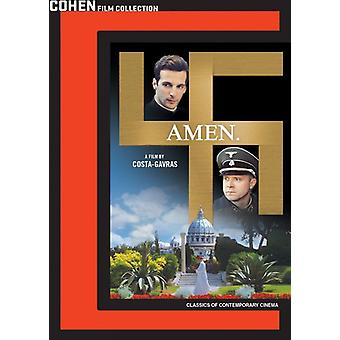 Amen [DVD] USA import