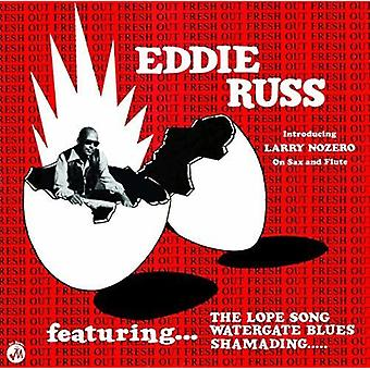 Soul Jazz Records Presents Eddie Russ: Fresh Out [CD] USA import