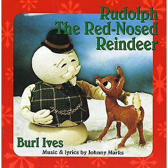 Burl Ives - Rudolph the Red-Nosed Reindeer [CD] USA import