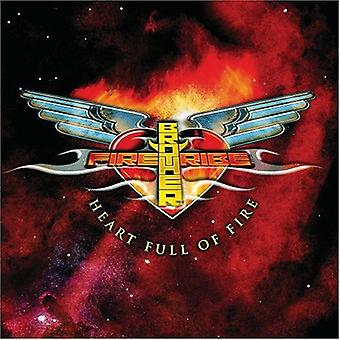 Brother Firetribe - Heart Full of Fire [CD] USA import