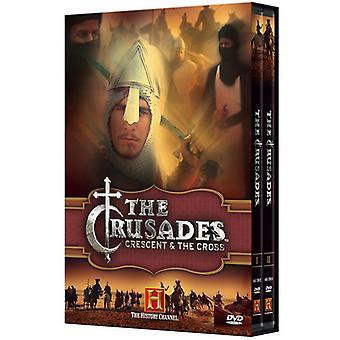 Die Kreuzzüge: Crescent & Kreuz [2 DVDs] [DVD] USA Import
