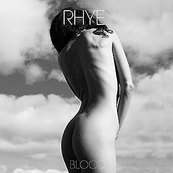 Rhye - Blood [CD] USA import