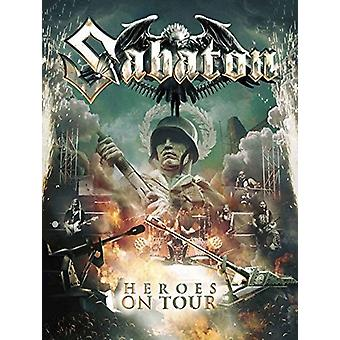 Sabaton - Heroes on Tour (with Bonus Blu-ray) [CD] USA import