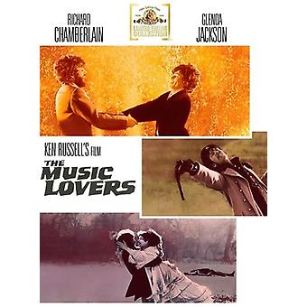 Music Lovers [DVD] USA import