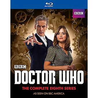 Doctor Who: The Complete Eighth Series [BLU-RAY] USA import