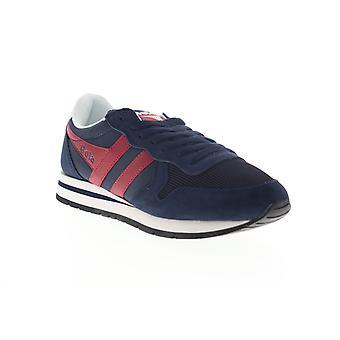 Gola Daytona  Mens Blue Mesh Lace Up Lifestyle Sneakers Shoes