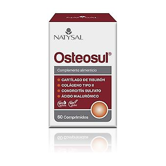 Osteosul (Haaienkraakbeen) 60 tabletten