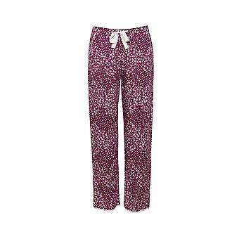 Cyberjammies Nova 4585 Women's Berry Disty Print Pyjama Pant
