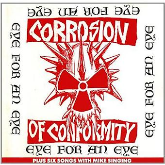 Corrosion of Conformity - Eye for an Eye [CD] USA import