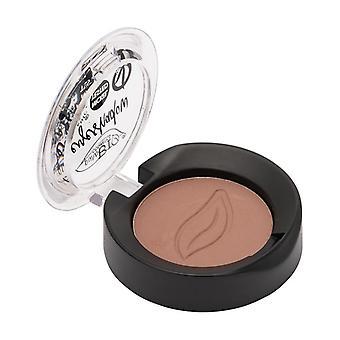 Compact Warm Brown Eyeshadow 27 1 unit