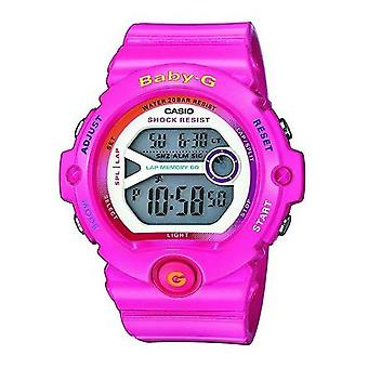 Casio Baby-g Ladies Lcd Digital Watch - Bg-6903-4ber