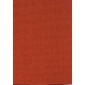 Papicolor 6X Cartón 210X297mm-A4 Ladrillo Rojo