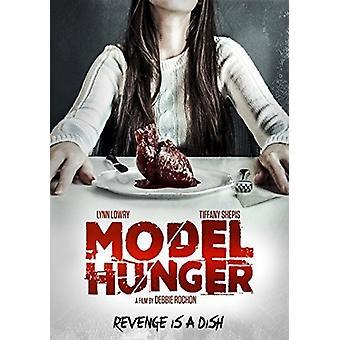 Model Hunger [DVD] USA import