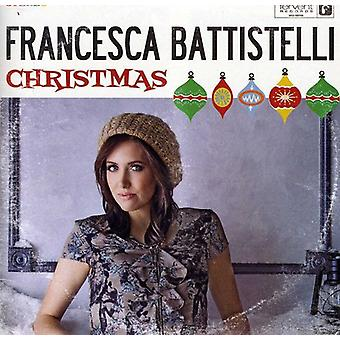 Francesca Battistelli - Christmas [CD] USA import