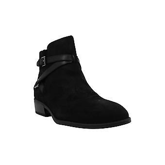 Ralph Lauren Lauren Women's Mehira Booties Black 6.5m