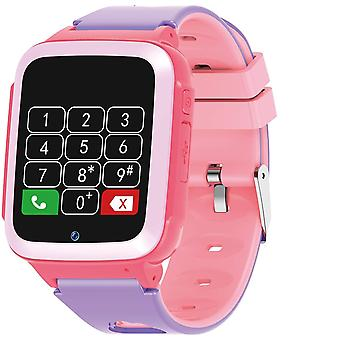 Multifunctional smartwatch for kids Pink