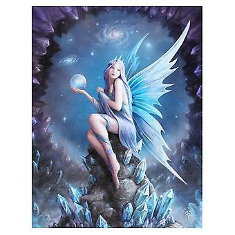 Anne Stokes Star Gazer Canvas