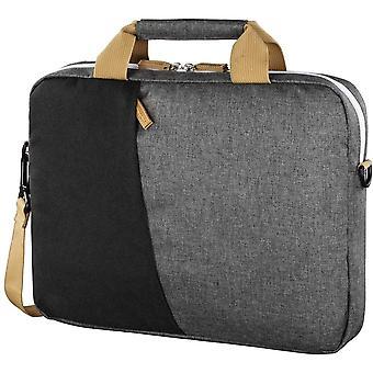 Hama Florence Notebook Tasche bis 40 cm 15,6 Zoll schwarz/grau