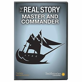 Smithsonian: Real Story - Master & Commander [DVD] USA import