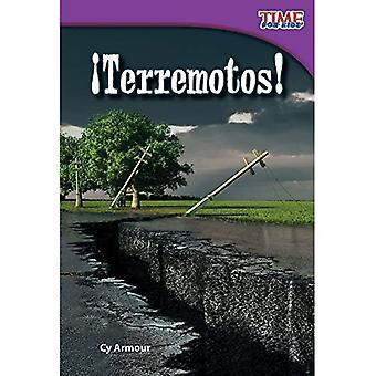 Terremotos! = Earthguakes!