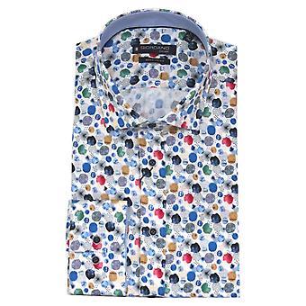 ベイリーズ ジョルダーノ ジョルダーノ ブルー シャツ 207038PC