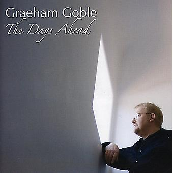 Graeham Goble - dagen vooruit [CD] USA import