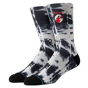 Asento tappaa em kaikki sukat - musta