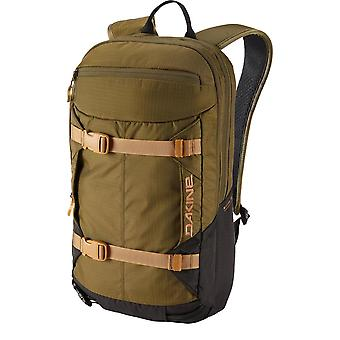 Dakine Mission Pro 18L Backpack - Dark Olive Black