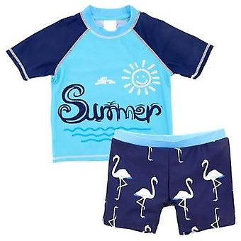 Baby Swimwear Summer Animal Swimsuit Shark Bathing Suit, Beach Wear Cartoon