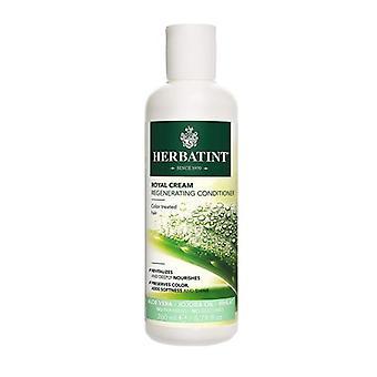 Herbatint Royal Cream Regenerating Conditioner, 8.79 fl oz
