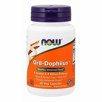 Nu Foods Gr 8 Dophilus, ENTERIC COATED, 60 Vcaps