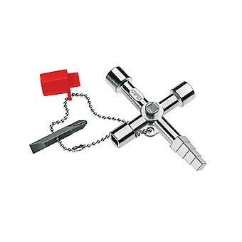 Knipex Profi-Key 11 Way Cabinet Ohjaus avain KPX001104