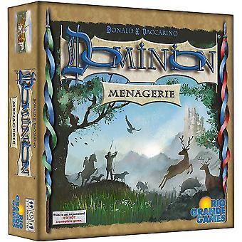 Dominion Menagerie kortspill