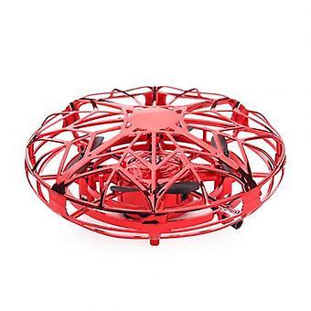 Mini Flying Drone infrapuna ele induktio helikopteri, Lentokone lasten lelu