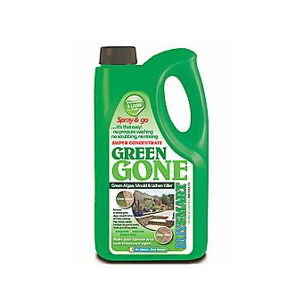Buy Smart Green Gone Path & Patio Cleaner Super Concentrate 5L PPR5000-4