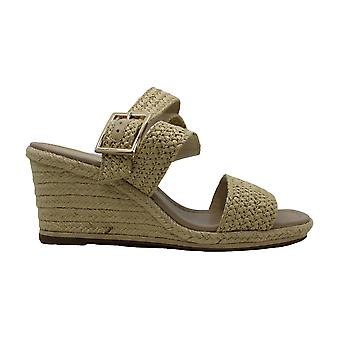 Enzo Angiolini Womens Porcie2 Fabric Open Toe Casual Ankle Strap Sandals