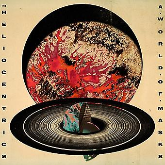Heliocentrics - A World of Masks [Vinyl] USA import