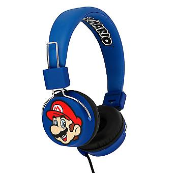 Super Mario & Luigi Teen's Casque casque sur ear Max 100dB