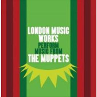 London Music Works - London Music Works Perform Music From th [CD] USA import
