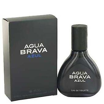 Agua Brava Azul by Antonio Puig Eau de toilette spray 3,4 oz (mænd) V728-516897