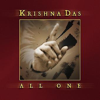 Krishna Das - All One [CD] USA import