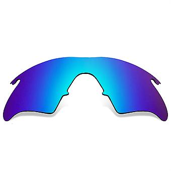 Polarized Replacement Lenses for Oakley M Frame Heater Frame Anti-Scratch Blue