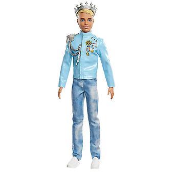 Figura Príncipe Ken Mattel