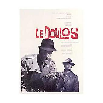 Le Doulos Movie Poster (11 x 17)